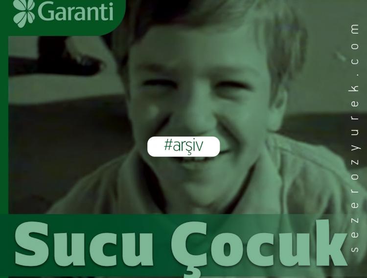 garanti bankası – sucu çocuk reklamı